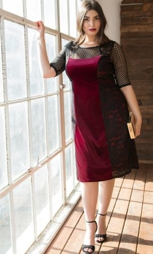 08763bb6c8f6b 22. Kiyonna — a plus-size seller for elegant frocks that will be make you  look like a ~goddess~.