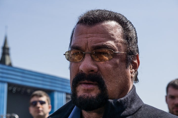 The LAPD Is Investigating Steven Seagal For Alleged Sexual Assault