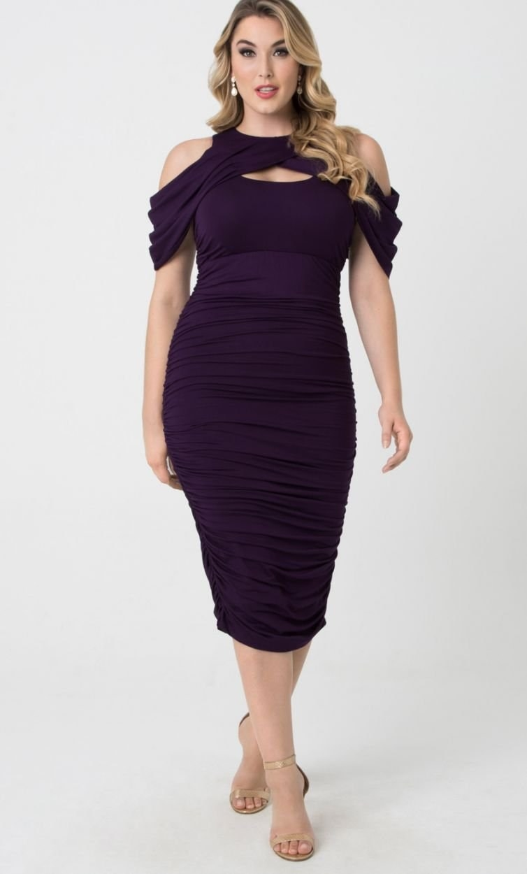 10e0066a3a3 Kiyonna — a plus-size seller for elegant frocks that will be make you look  like a ~goddess~.