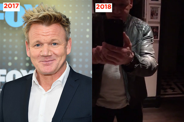 Gordon Ramsay Got A Haircut, Now Looks Like The Last Guy Who Ghosted Me