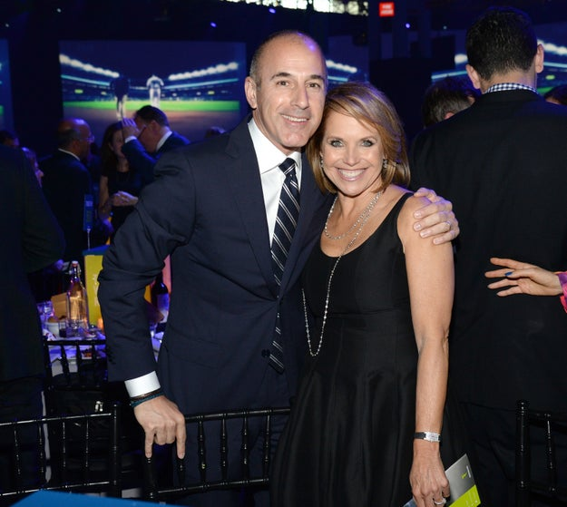 More than a month after Matt Lauer was suddenly and dramatically fired from the Today show over a sexual harassment complaint, his former longtime cohost Katie Couric has opened up about the controversy.