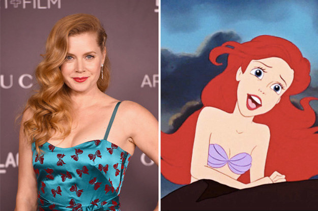 Pretend To Be A Celeb For The Day And We'll Reveal Which Disney Princess You Are