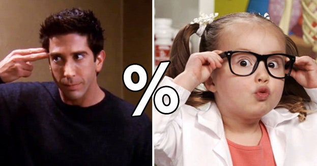 What Percent Smart Are You?