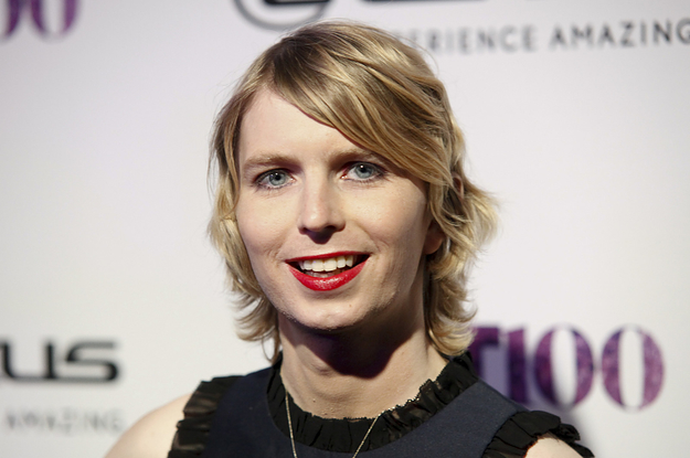 Chelsea Manning Has Filed To Run For The US Senate In Maryland