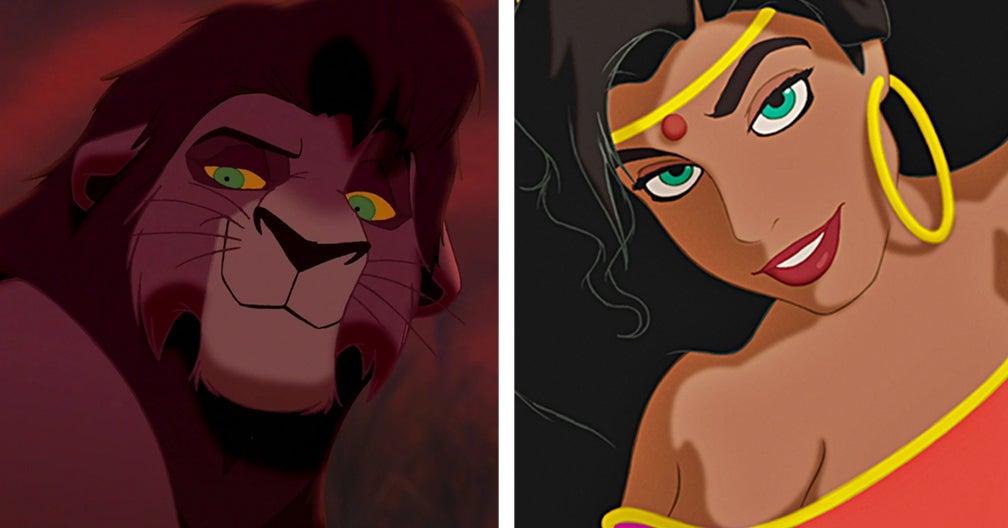 35 Disney Characters That Everyone Had A Secret Crush On