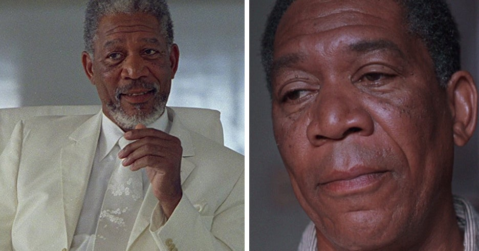 Can You Guess The Morgan Freeman Movie From A Single Screenshot?