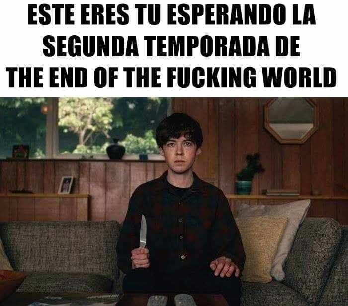 Tag The End Of The F Ing World Ver Online Español