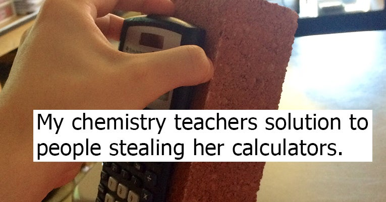 17 Teachers Who Were 50% Mean And 50% Hilarious