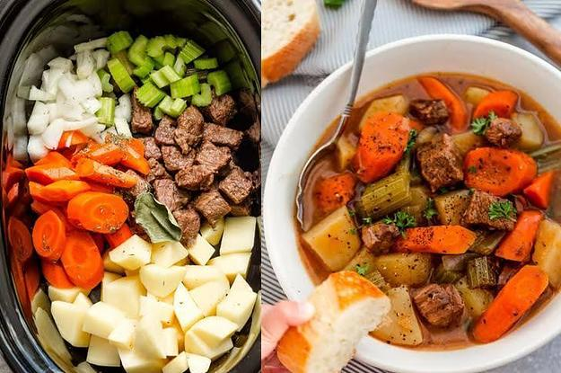 16 Slow Cooker Recipes You Can Make Once And Freeze All Winter