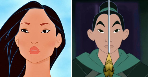 Create A New Disney Princess And We'll Guess Your Favorite Disney Movie