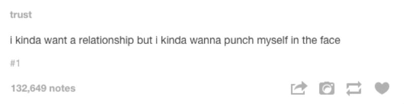 Tumblr dating