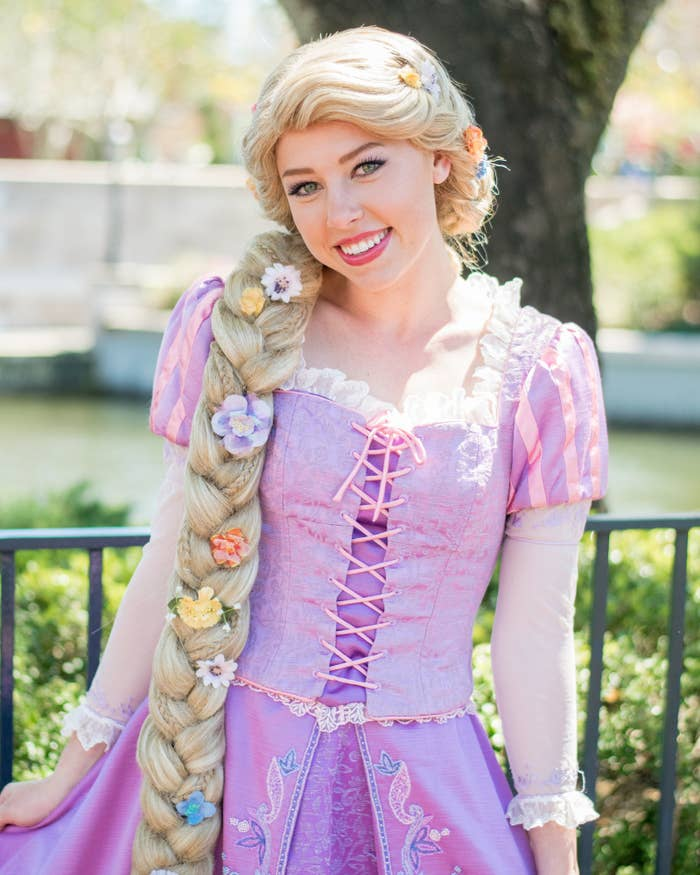 b649655f13520 Here's What It Takes To Be A Full-Time Disney Princess