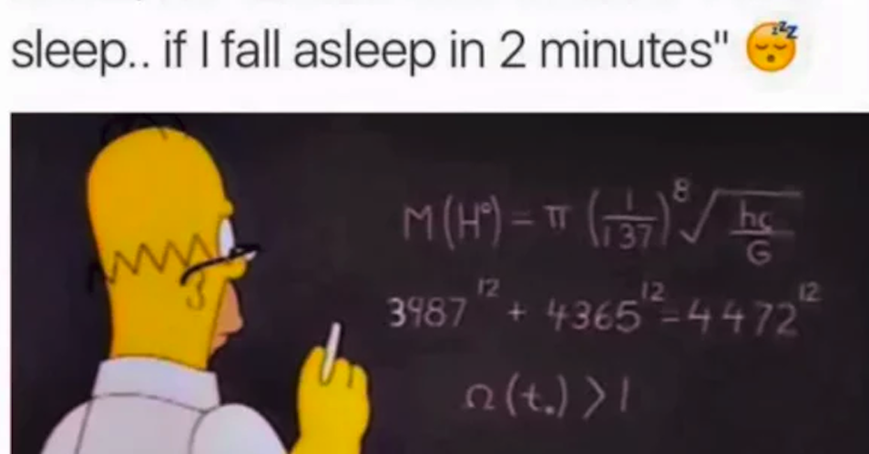 21 Memes About Going To Sleep That Are So Damn Real