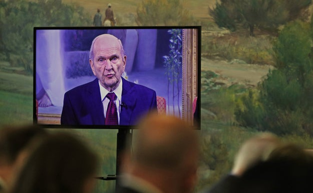 The Church of Jesus Christ of Latter-day Saints named Russell M. Nelson, 93, as its 17th president and prophet in a live broadcast from Salt Lake City on Tuesday.