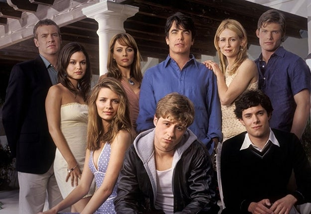 They've never known a world without The O.C. in it...