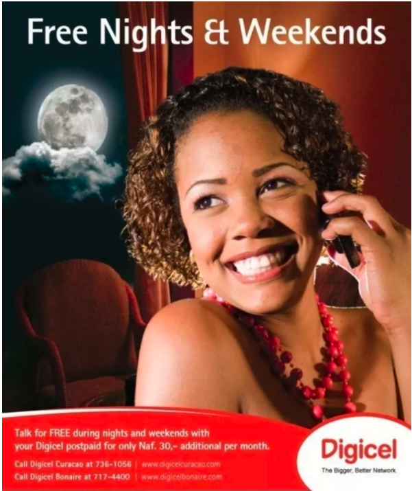 """Or experienced the struggle that is """"free nights and weekends"""":"""