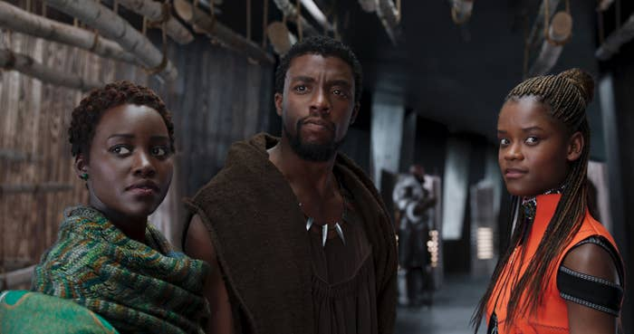 The first Marvel movie of 2018, Black Panther follows T'Challa (Chadwick Boseman) who, after the death of his father during the events of Captain America: Civil War, returns home to take his place as King of Wakanda. But T'Challa is tested when an old enemy emerges, and he is drawn into a conflict that puts the fate of his country — and the entire world — at risk.