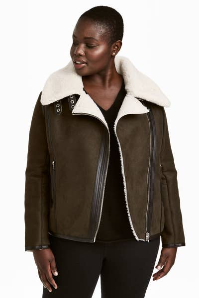 89088aa3e8 12. H&M promises warmth — and style — throughout the cold, crappy weather  with jackets and coats for every budget.