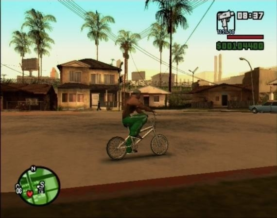They were born the same year San Andreas came out:
