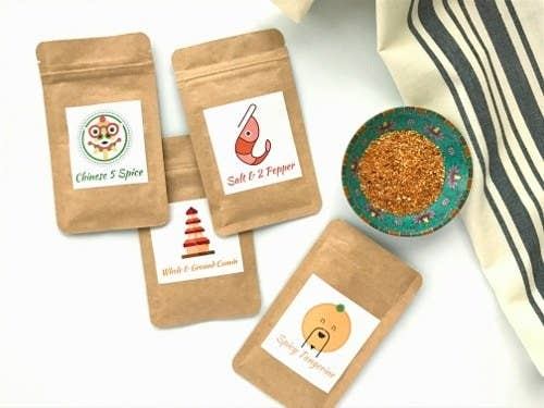 What you'll get: Fresh spices from a different region each month, so you can broaden your cooking horizons. Each month brings four new spices and four new recipes. Price: $9.99+/month.
