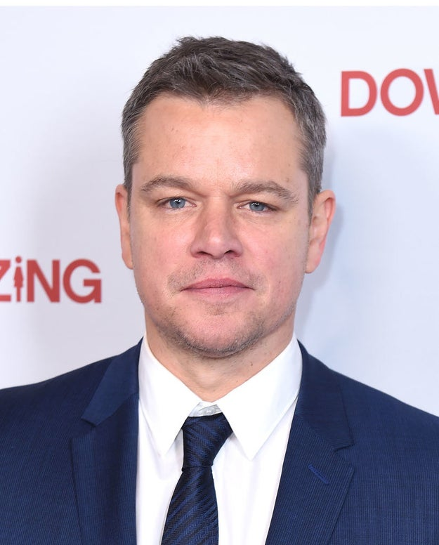 Matt Damon Says He Realizes He Needs To Shut Up For A While About Sexual Harassment