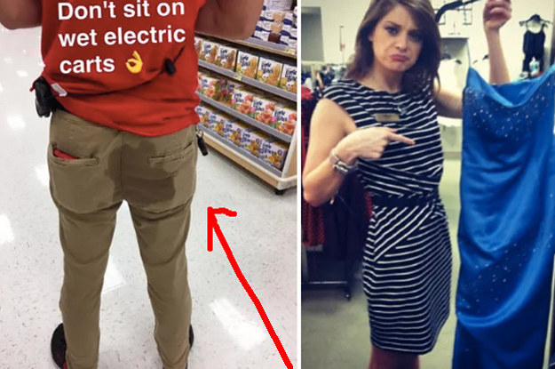 15 Retail Workers Who Failed So Hard They Won