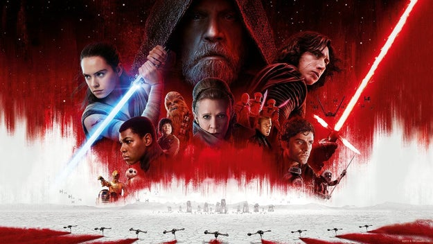 """A very unfortunate person has uploaded to Pirate Bay a 46-minute cut of Star Wars: The Last Jedi called the """"De-Feminized Fanedit"""" or """"The Chauvinist Cut"""" and, frankly, it sounds unwatchable."""