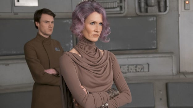Every scene with Laura Dern's Vice-Admiral Holdo have been removed and it's implied that Poe is the one to go on the suicide mission to ram the First Order's Mega-class Star Destroyer. Which means Poe dies.