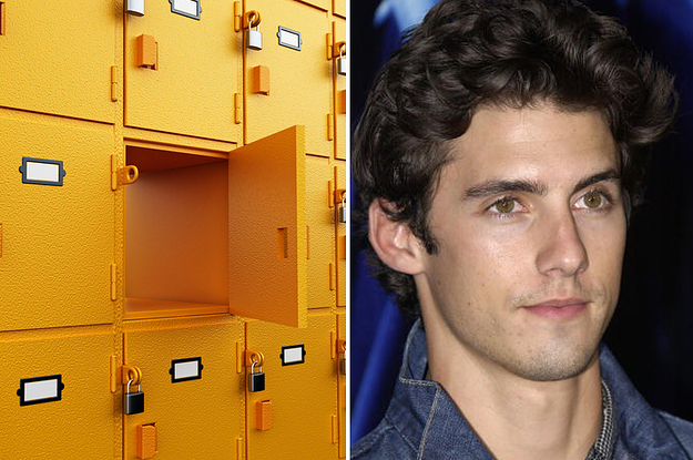 How You Decorate Your Middle School Locker Will Reveal Who Your Middle School Crush Was