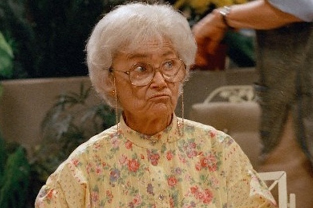 """18 Times Sophia Was Straight-Up Savage On """"The Golden Girls"""""""
