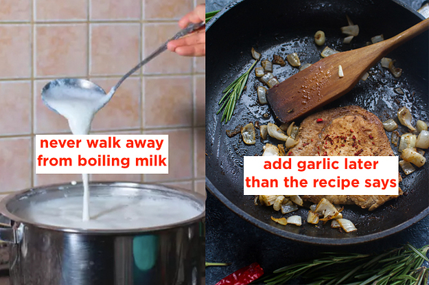 16 Legitimately Useful Tips If You're Trying To Cook More This Year