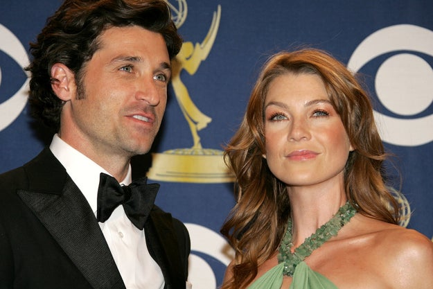 "Though she'd been the lead of the show for 14 years, Pompeo said the studio wouldn't give in to her one-time request to earn $5,000 more than former costar Patrick Dempsey. When Dempsey left the show in 2015, Pompeo said it was a ""defining moment, deal-wise."""