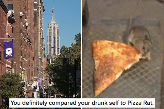33 Things You'll Relate To If You Went To College In New York City