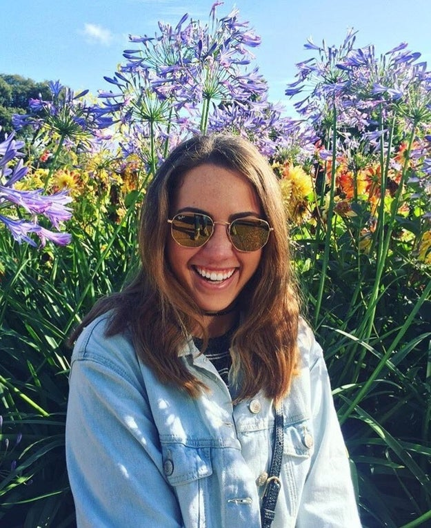 "Katie Sutherland is a junior at the University of Texas, Austin, who is originally from Dallas. She told BuzzFeed News she has recently gotten ""really into"" Twitter."