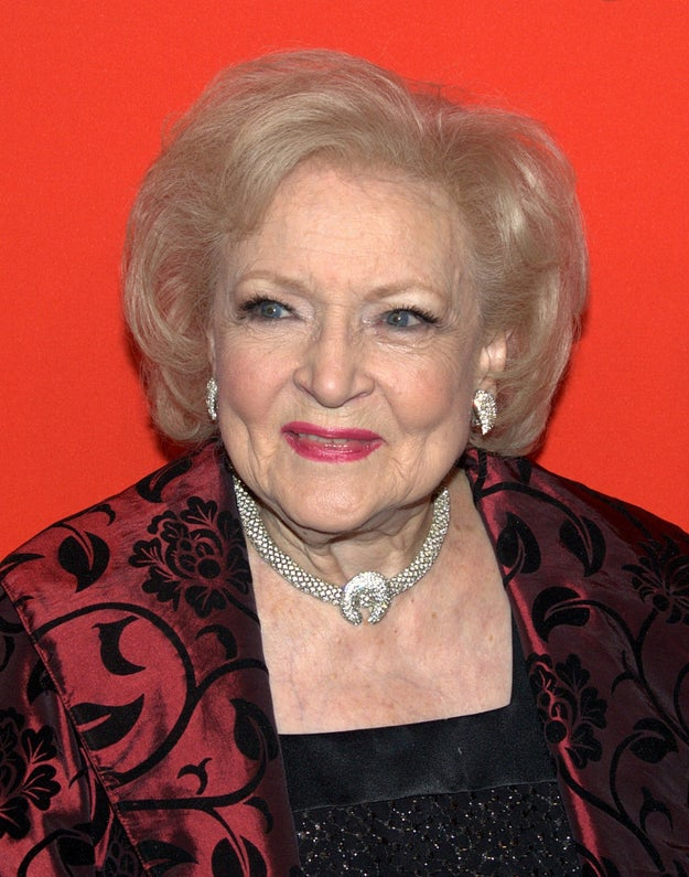The most beloved Golden Girl shared her secret to longevity.