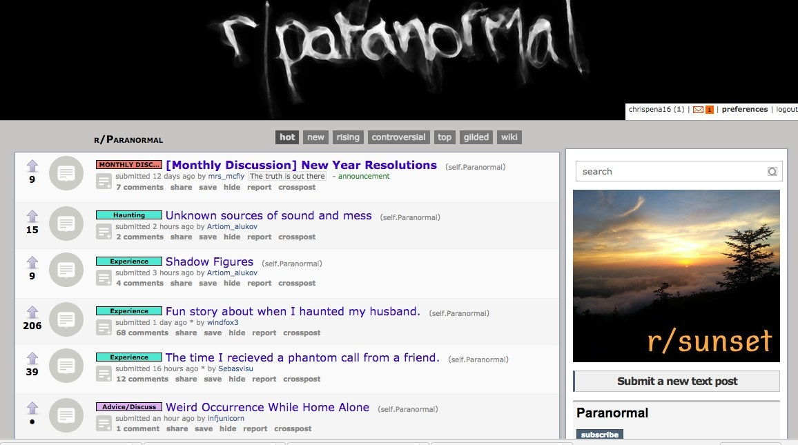 16 Subreddits That Will Creep You The Fuck Out