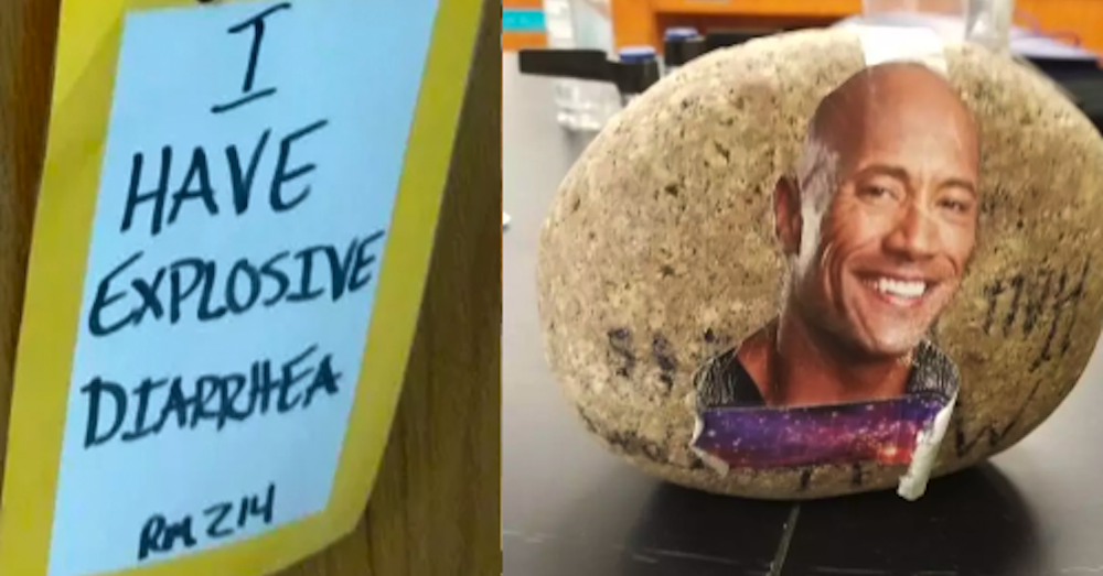 27 Hall Passes That Are Way Funnier Than They Have Any Right To Be