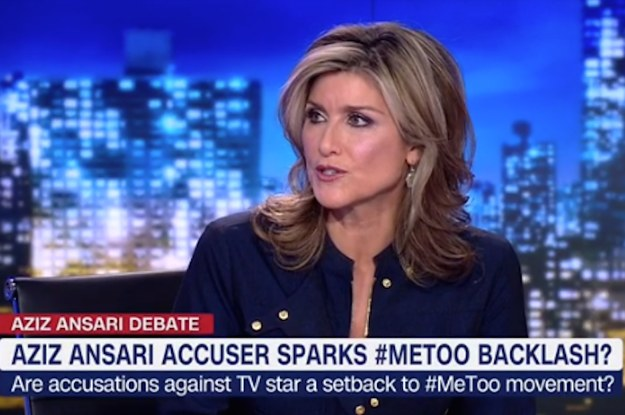 Ashleigh Banfield Fired Back After The Writer Of That Aziz Ansari Piece Insulted Her In An Email