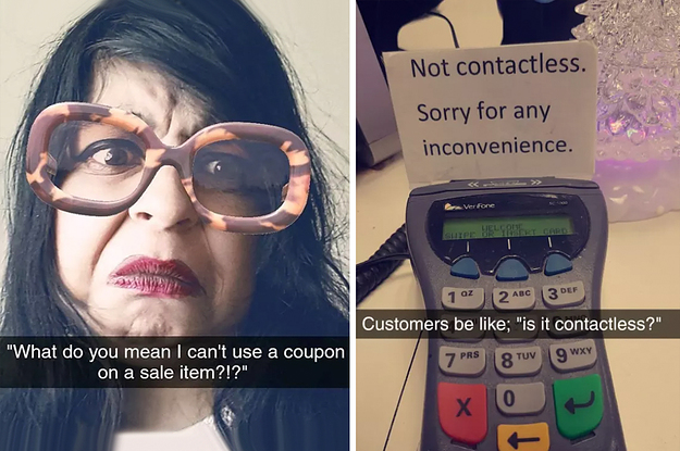 19 Photos That Will Make Any Retail Worker Stop, Close Their Eyes, And Take A Deep Breath