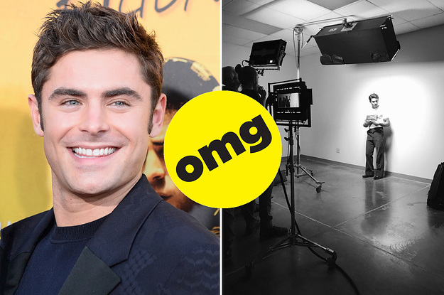 Zac Efron Transforms Into Serial Killer Ted Bundy In Our First Photo From