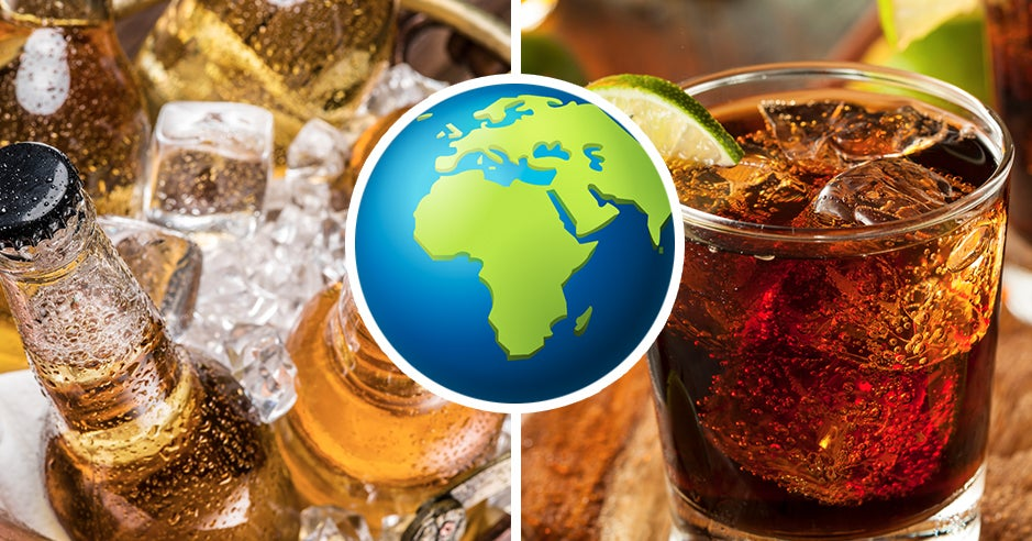 Drink Your Way Around The World And We'll Tell You What You're Like When Drunk