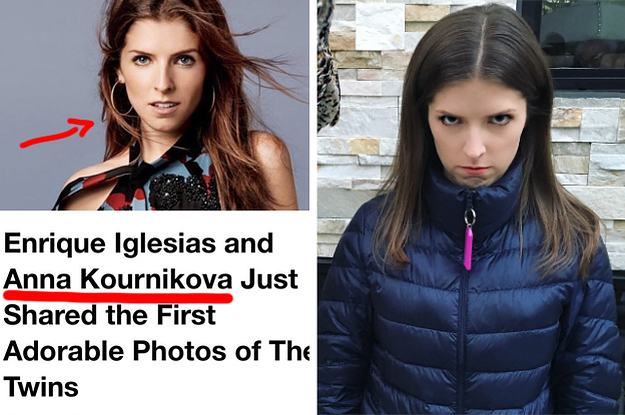 Anna Kendrick Was Mistaken For Anna Kournikova And Her Response Deserves A Gold Medal For Thirst