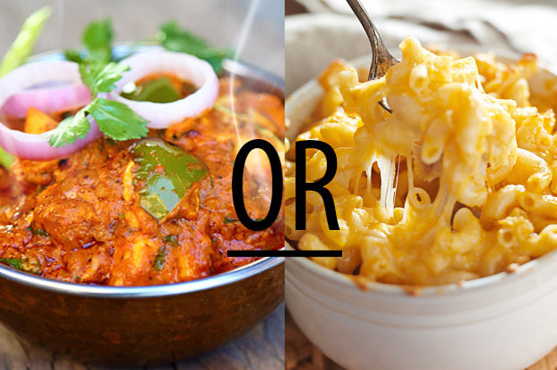 This Quiz Will Tell You If You Prefer Creamy Or Spicy Food