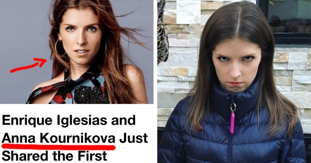 Anna Kendrick Was Mistaken For Anna Kournikova And Her Reply Was Hilariously Thirsty