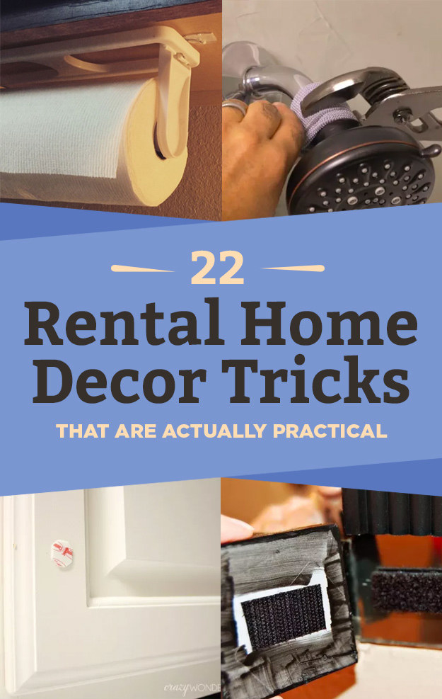 "22 Home Hacks That'll Make Renters Say ""Why Didn't I Know About This Sooner?"""