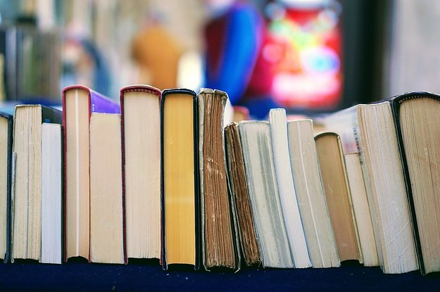 Don't Freak Out, But You Should Probably Read These 729 Books