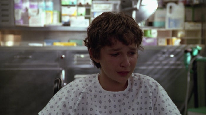 "Episode: Season 6, Episode 12, ""Abby Road""Role: Young, pre-Even Stevens Shia played Darnel Smith, a child suffering from muscular dystrophy, and his performance is a real tearjerker."