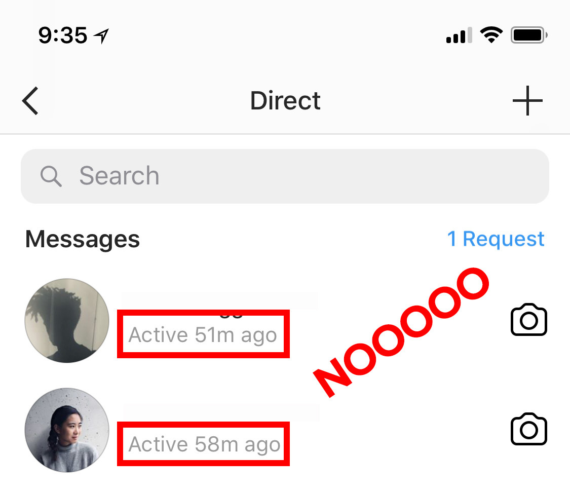 """How To Turn Off Instagram's Creepy """"Last Active"""" Feature"""