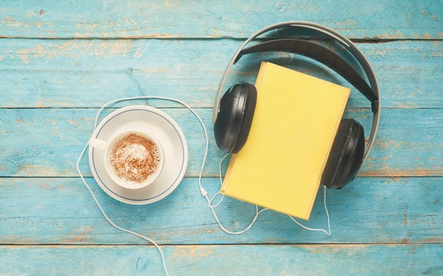 Audiobooks are typically an easy, convenient way to read books while on-the-go.