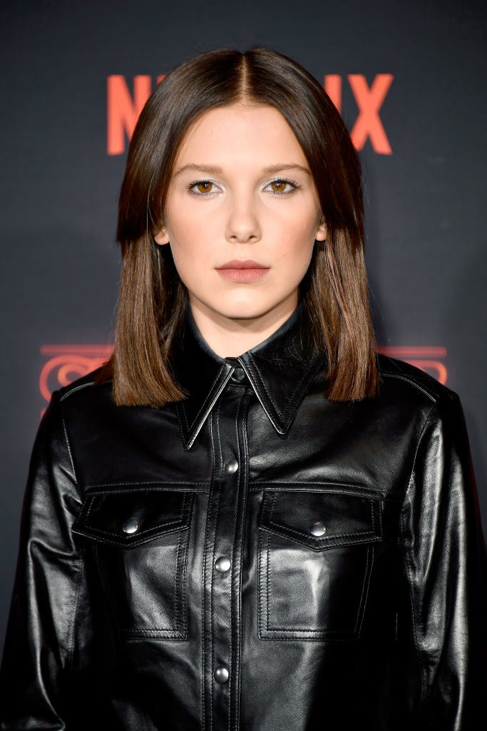 Millie Bobby Brown Looks Exactly Like A Young Natalie Portman And I